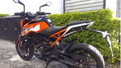 Images of KTM 250 Duke