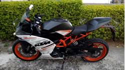 Images of KTM RC390