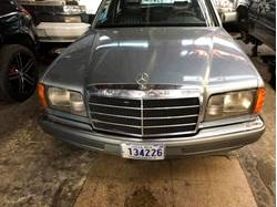 Images of Mercedes Benz 260