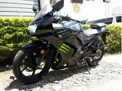 Images of Kawasaki NINJA250