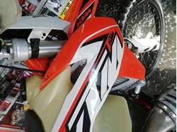 Images of KTM 200 EXC