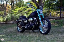 Images of Harley-Davidson FXDBI DYNA STREETBOB