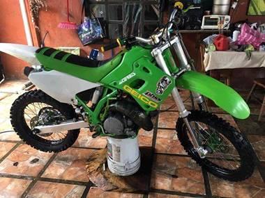 Picture of Kawasaki KDX250