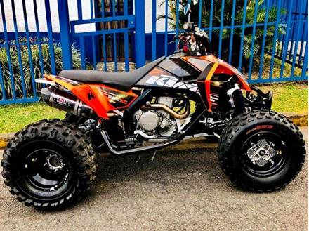 Images of KTM 525XC