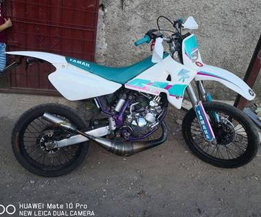 Picture of Yamaha WR200