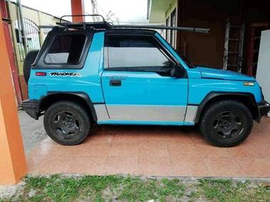 Picture of Chevrolet Tracker