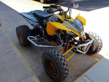 Picture of Yamaha YFZ450R