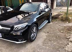 Images of Mercedes Benz GLC Coupe