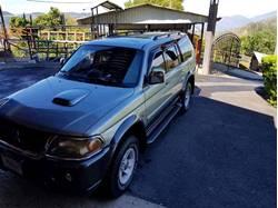 Images of Mitsubishi Nativa