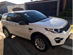 Images of Land Rover Discovery Sport
