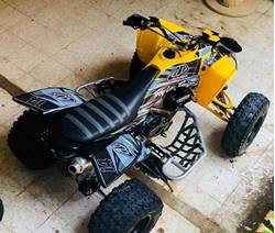 Images of Yamaha YFZ450R