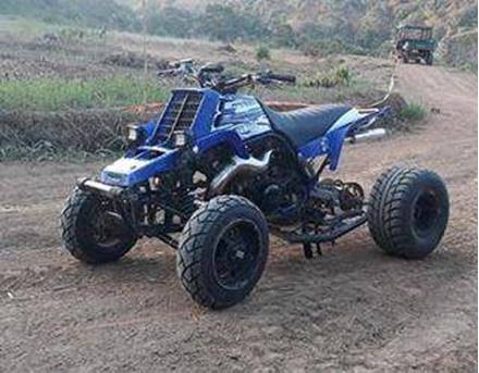 Images of Yamaha Banshee