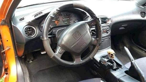 Images of Honda Civic Del Sol