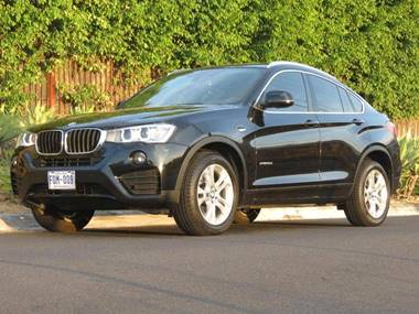 Picture of Bmw X4