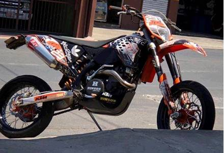 Images of KTM 530 EXC