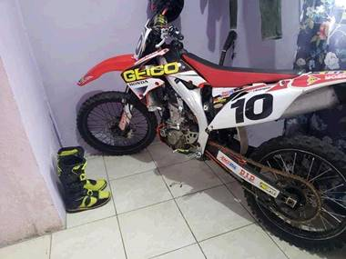 Picture of Honda CRF450X