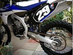 Images of Yamaha YZ450F