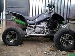 Images of Kawasaki KFX