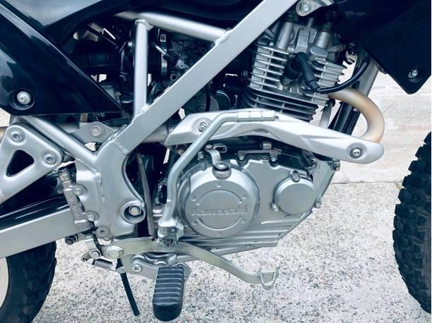 Images of Kawasaki KLX 150L