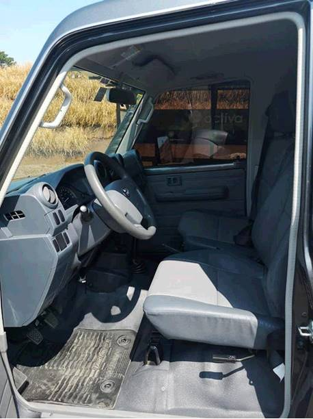 Imagen de Toyota Land Cruiser