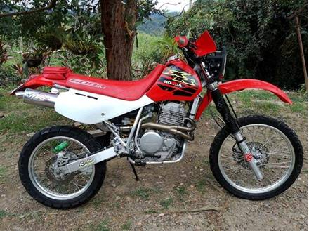 Images of Honda XR600