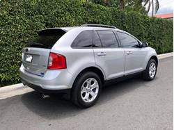 Images of Ford Edge