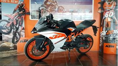 Picture of KTM RC 200