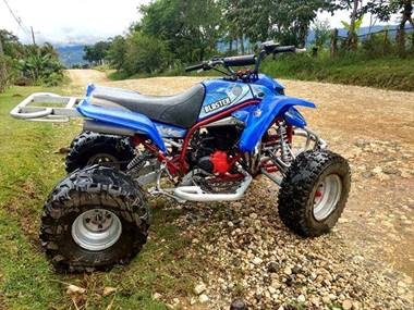 Picture of Yamaha Blaster