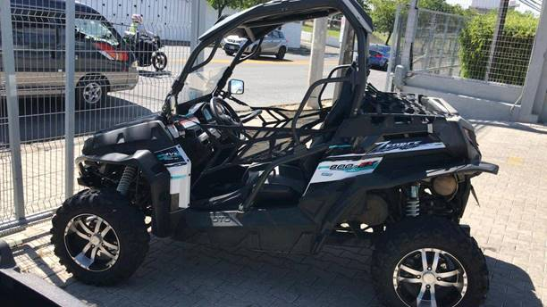 Images of CFMoto ZForce