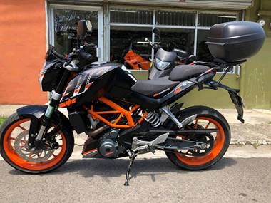 Picture of KTM 390DUKE