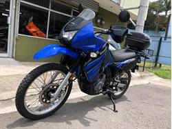 Images of Kawasaki KLR650
