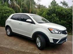 Images of Ssangyong Korando