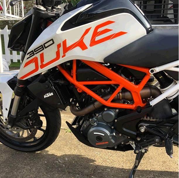 Imagen de KTM 390DUKE