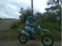 Imagen de Kawasaki KX250F