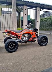 Images of Yamaha YFZ450