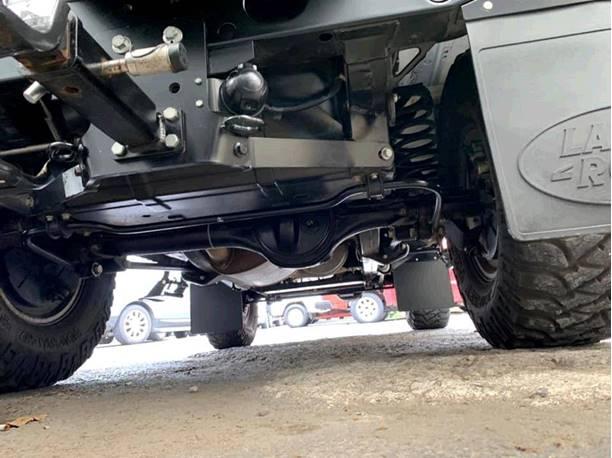 Images of Land Rover Defender