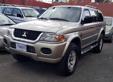 Picture of Mitsubishi Montero