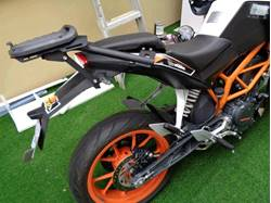 Images of KTM 390DUKE