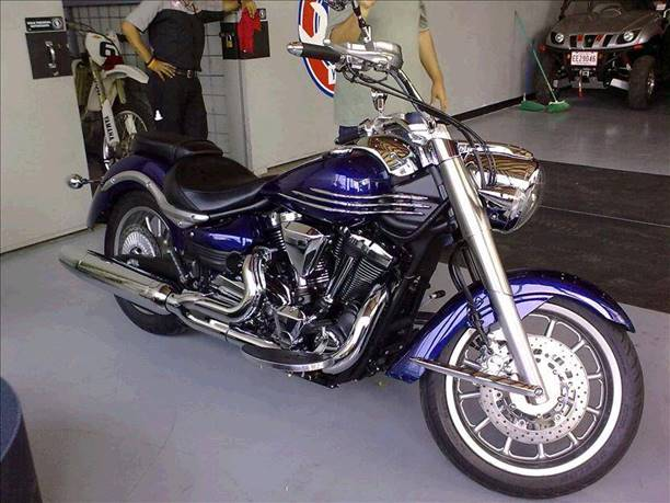 Images of Yamaha XV1900A Midnight Star