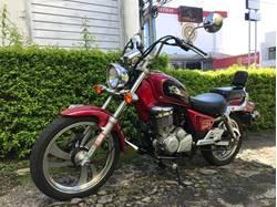 Images of Suzuki GZ150