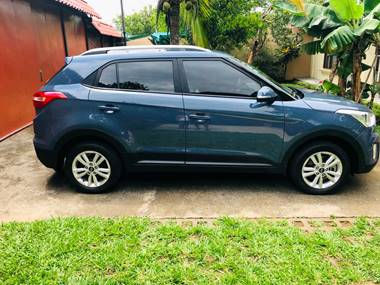 Picture of Hyundai Creta