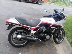 Images of Yamaha XJ600