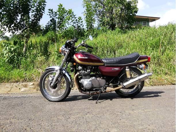 Imagen de Kawasaki KZ1100R