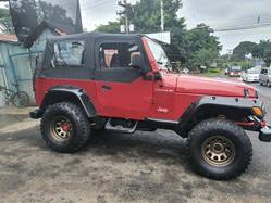 Images of Jeep Wrangler