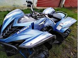 Images of Yamaha Wolverine