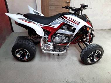 Picture of Yamaha Raptor