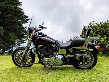 Picture of Harley-Davidson FXDL DYNA LOWRIDER
