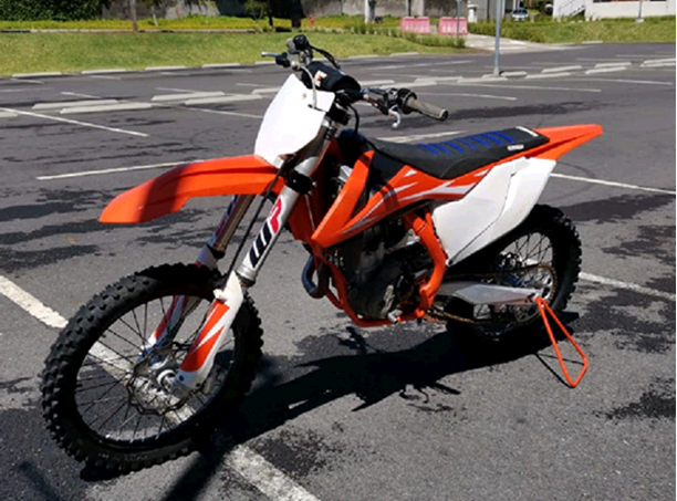 Images of KTM 250 SX-F
