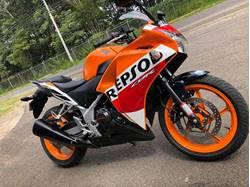 Imagen de Honda CBR250R