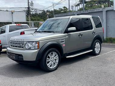 Picture of Land Rover Discovery 4